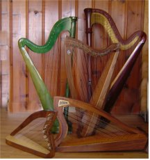 Capitol Valley Harp Circle